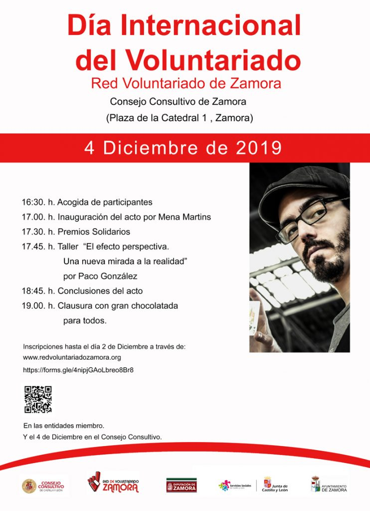 DÍA DEL VOLUNTARIADO_RED DE VOLUNTARIADO_2019